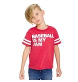 Chaser Baseball Is My Jam Tee