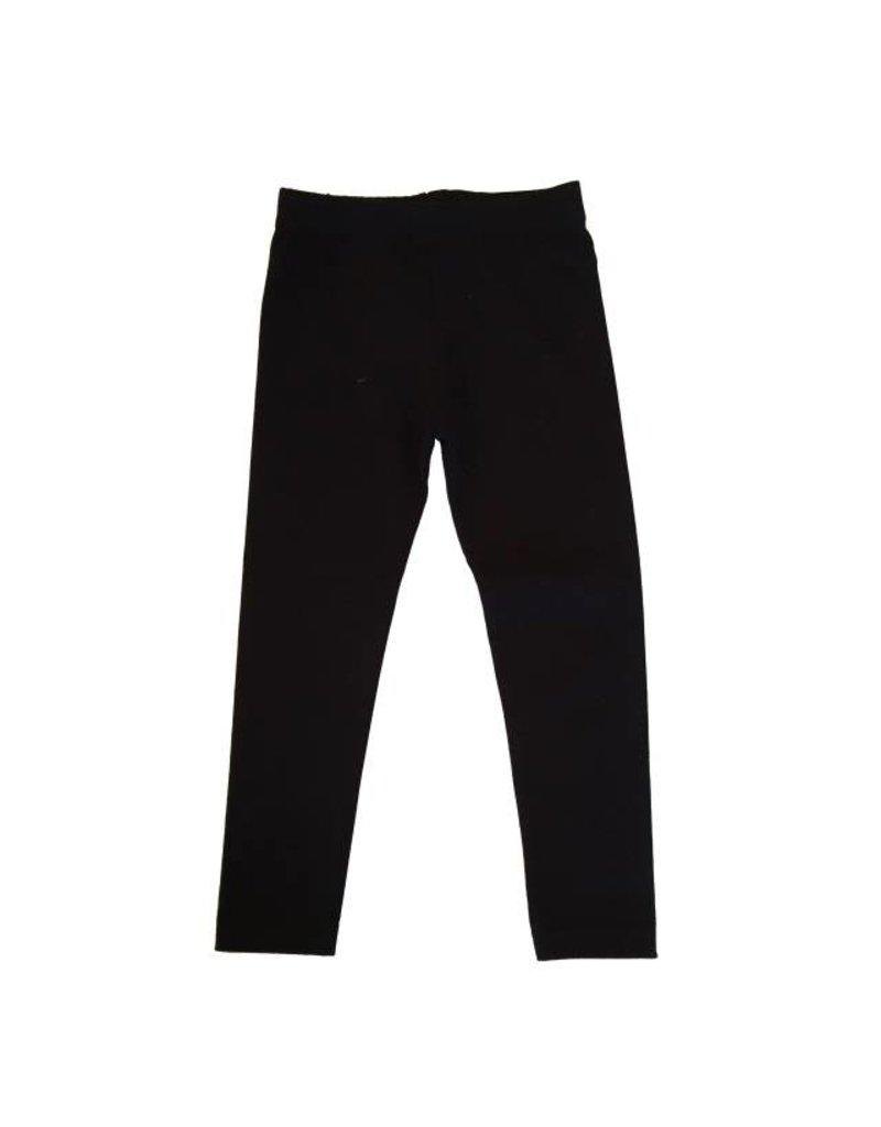 Dori Creations Solid Black Legging