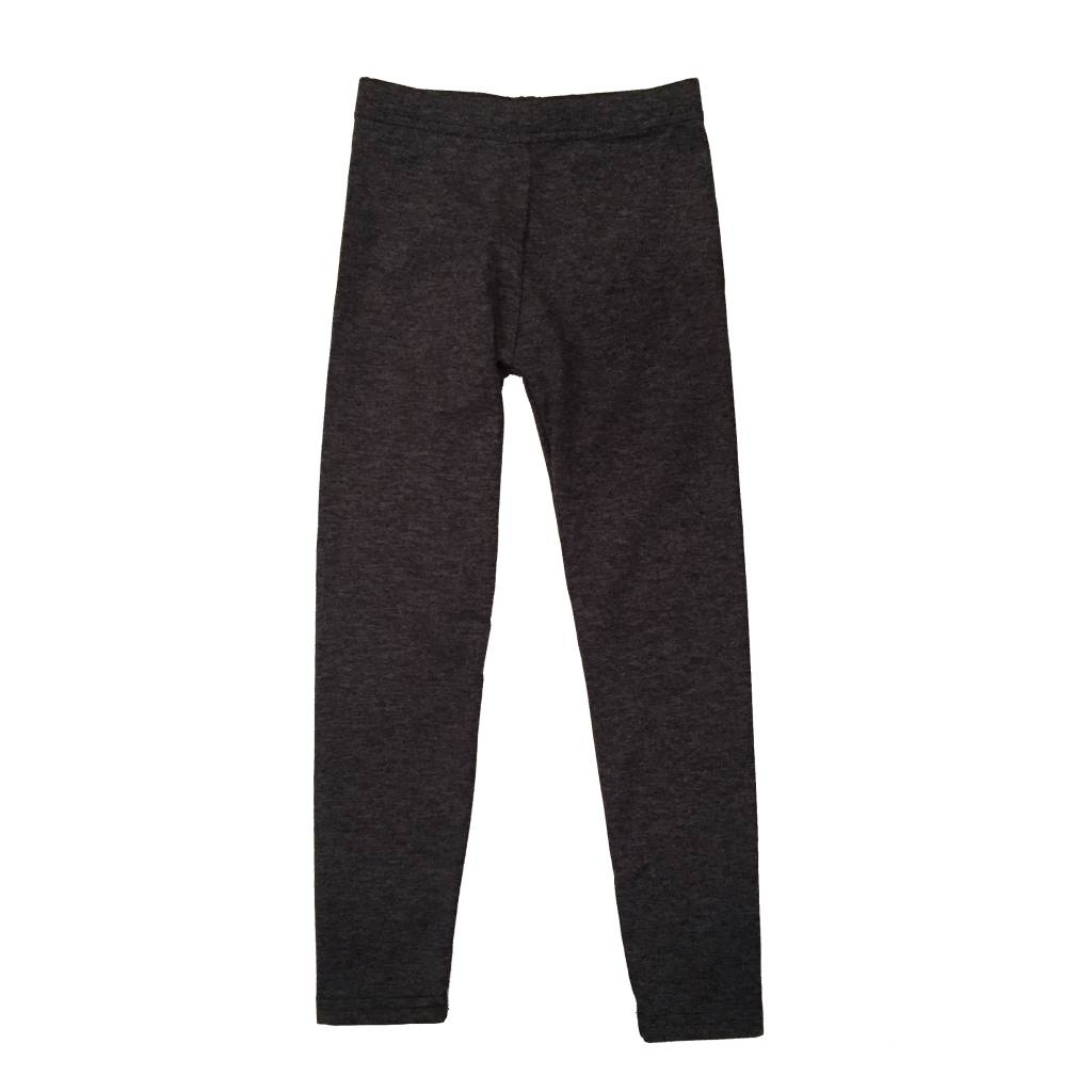 Dori Creations Char/Black Heather Legging