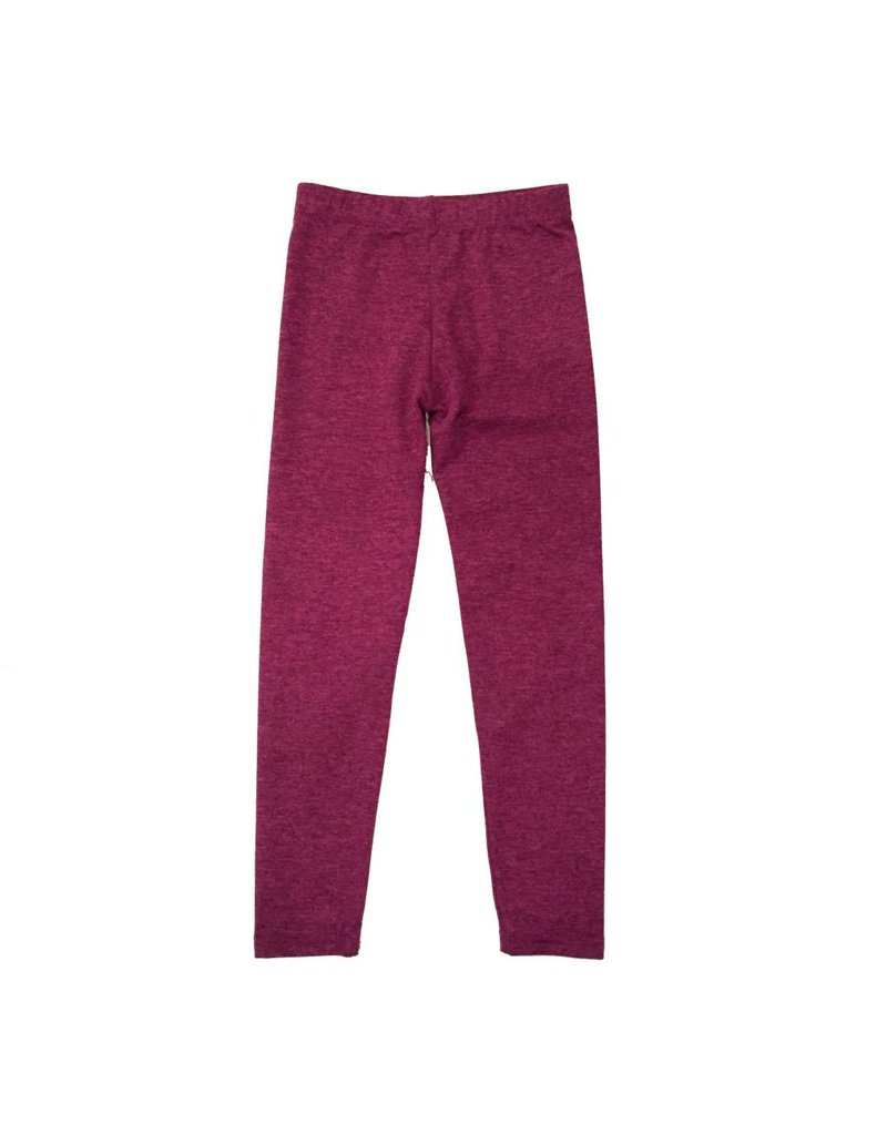 Dori Creations Pink/Black Heather Legging