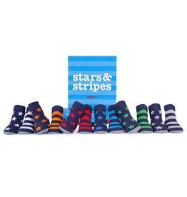 Trumpette Stars & Stripes Socks 0-12M