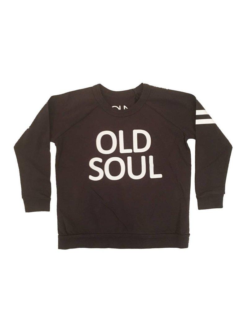 Chaser Old Soul Raglan