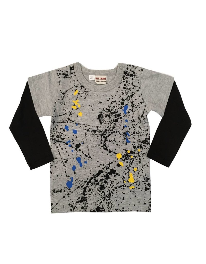 Bit'z Kids Infant Splatter Top