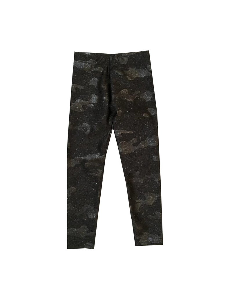 Dori Creations Camo Glitter Leggings