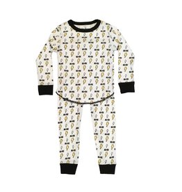 Rowdy Sprout Infant Boys ACDC Pajamas