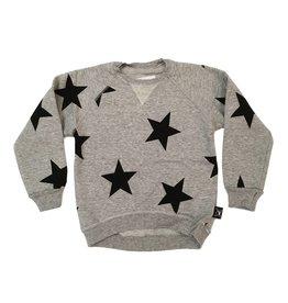 Nununu Grey Star Sweatshirt