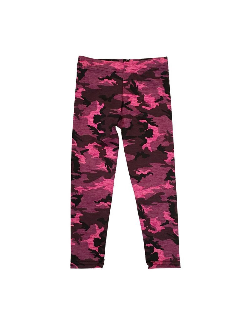 Dori Creations Infant Pink Camo Legging