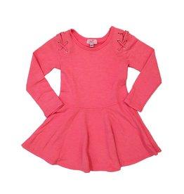 Sofi Laced Shoulder Dress