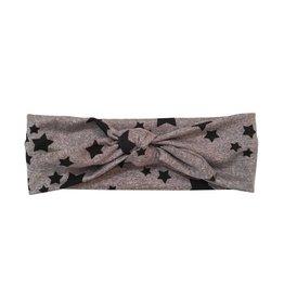 Social Butterfly Grey Star Headband