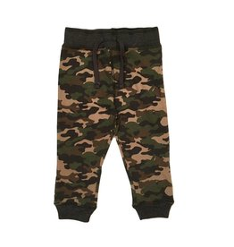 Mish Olive Camo Jogger