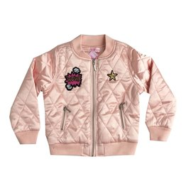 Design History Quilted Patch Jacket
