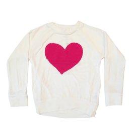 Joah Love Heart Infant Pullover