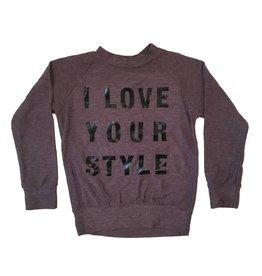 Joah Love Style Pullover