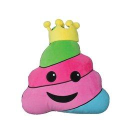 King Poop Pillow