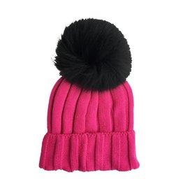 Maniere Pom Pom Hat