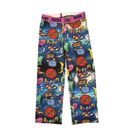 Up All Night Hacci Boxer Pants