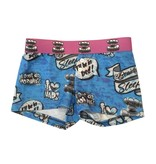 Born to Sleep Hacci Boxer Shorts