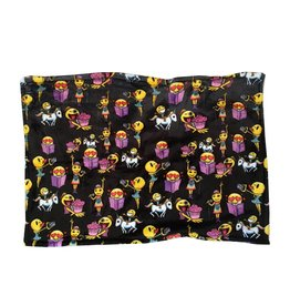 Emoji Fuzzy Pillow Sham