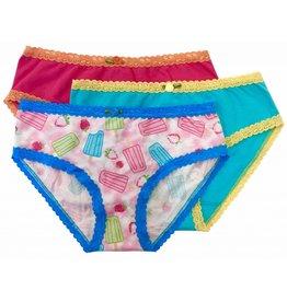 Esme Popsicle Panty Three Pack