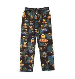 Boys Emoji Hacci Boxer Pants