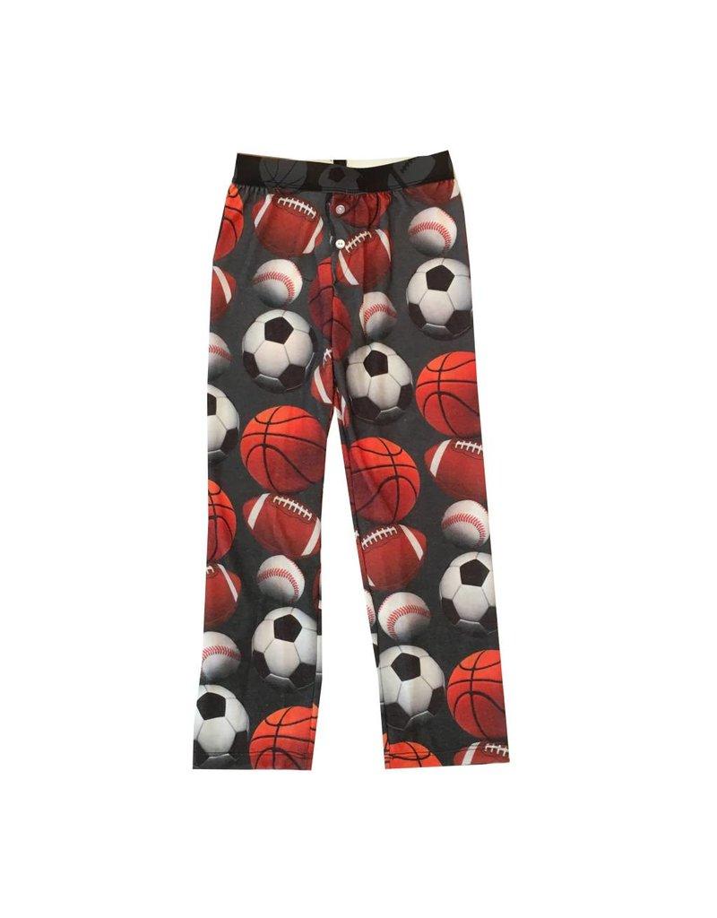 Boys Sports Hacci Boxer Pants