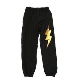 Firehouse Gold Bolt Sweatpants