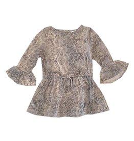 Splendid Snake Print Dress