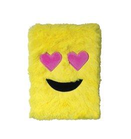 Heart Eyes Emoji Furry Journal