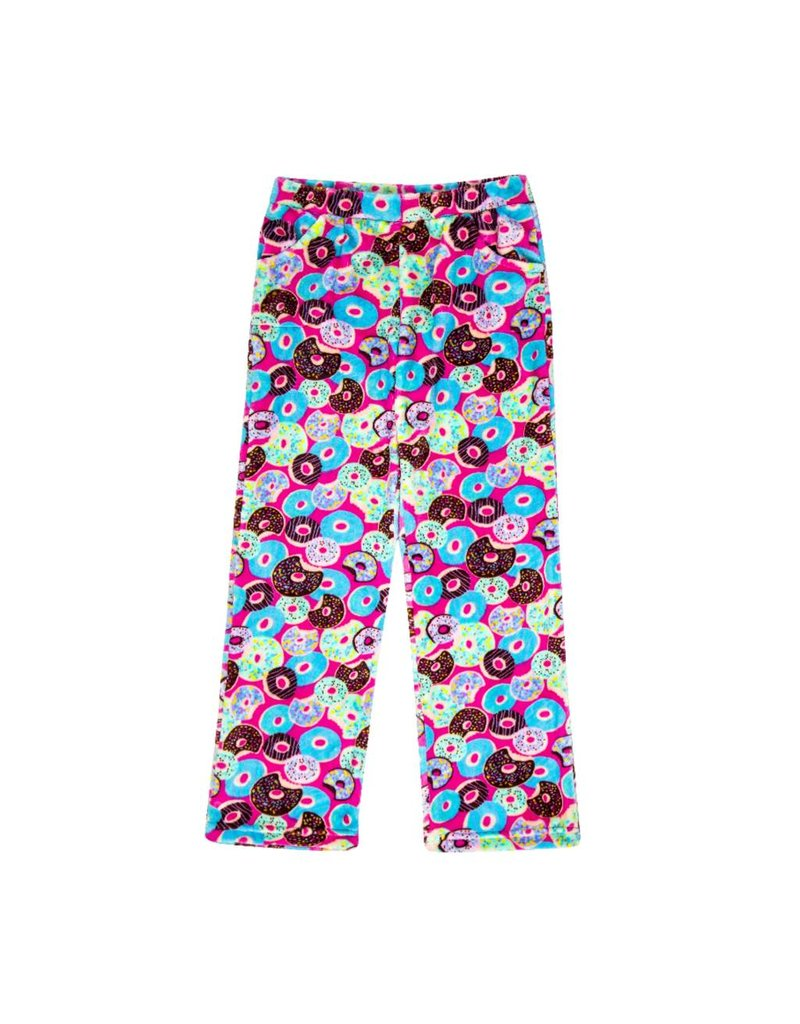 Candy Pink Donuts Plush Pant