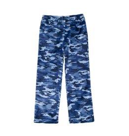 Sovereign Camo Print Plush Pant