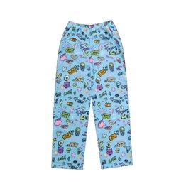 Doodles Plush Pants