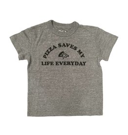 Chaser Pizza Saves My Life Tee