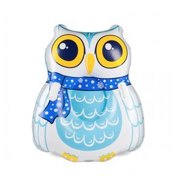 Snowy Owl Snow Tube