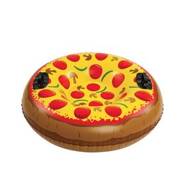 Pizza Pie Snow Tube