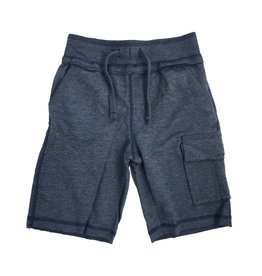 Mish Distressed Cargo Shorts