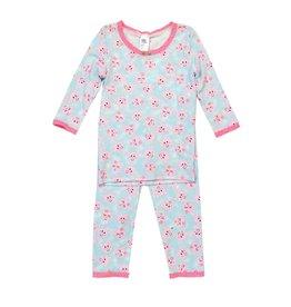Esme Infant Piggy Pajama Set