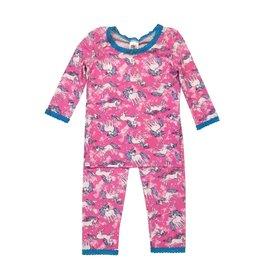 Esme Unicorns Pajama Set