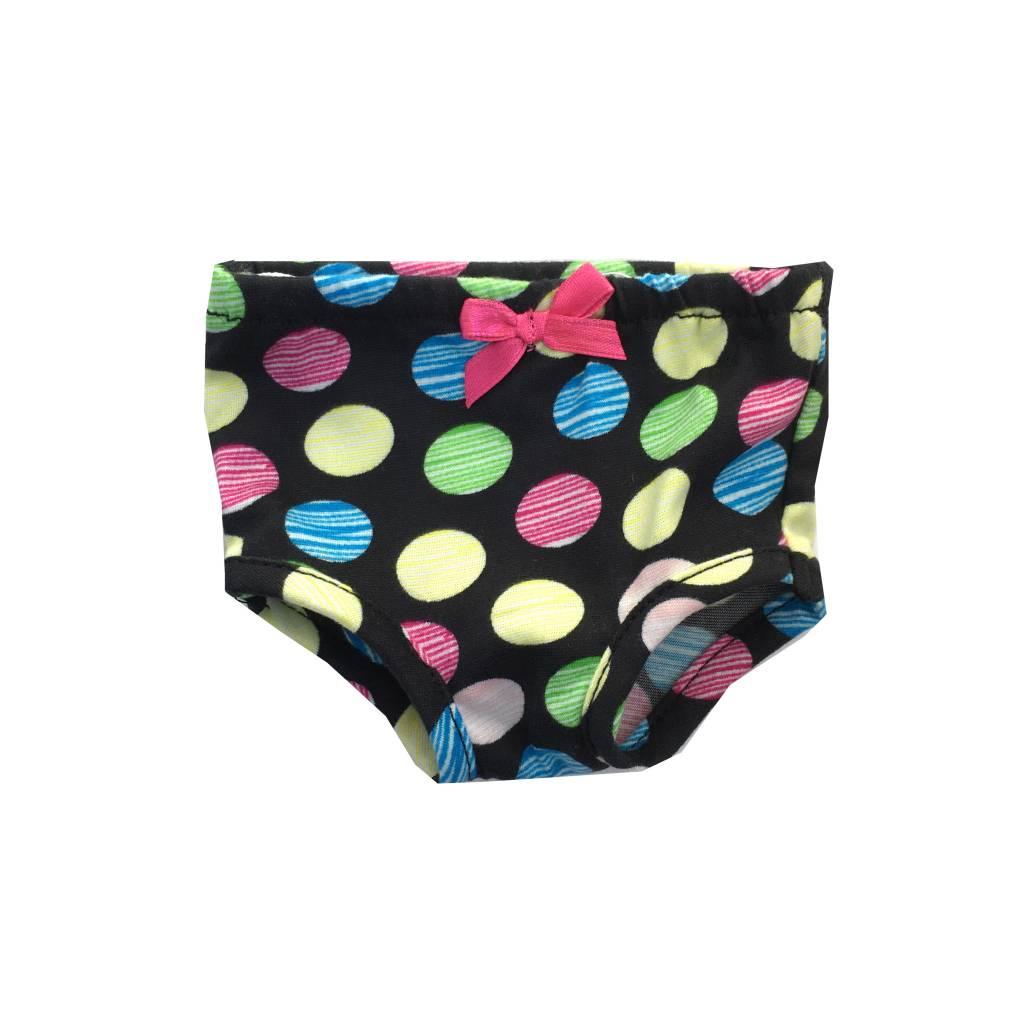 Doll Polka Dot Underwear