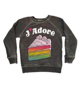 Junkfood J'Adore Cake Sweatshirt
