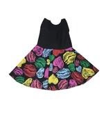 Doll Lips & Hearts Dress