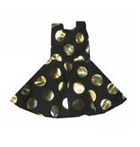 Doll Gold Dot Tank Dress