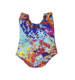 Doll Splash Blue Swimsuit