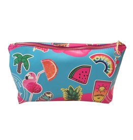 Malibu Sugar Always On Vacay Cosmetic Bag
