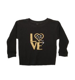 Small Change Glitter Love Heart Thermal