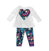 Doll Kaleidoscope Star Legging Set