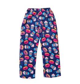 Confetti Donuts & Fraps Plush Pants