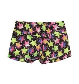 Dori Creations Neon Stars Booty Shorts