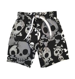 Mish Skulls Board Shorts