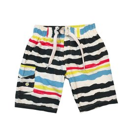 Mish Stripes Board Shorts