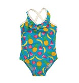 Coral Reef Go Bananas 1pc Swimsuit